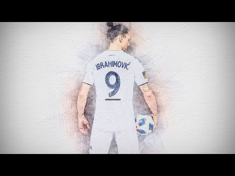 PES 2018 MOBILE - ZLATAN IBRAHIMOVIC GOALS & SKILLS SPECIAL MOVIE