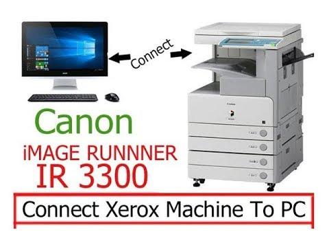 Canon Copiers IR3300 - Black And White Ir3300 Machine