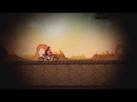 Video of Desert Rage - Bike Racing Game