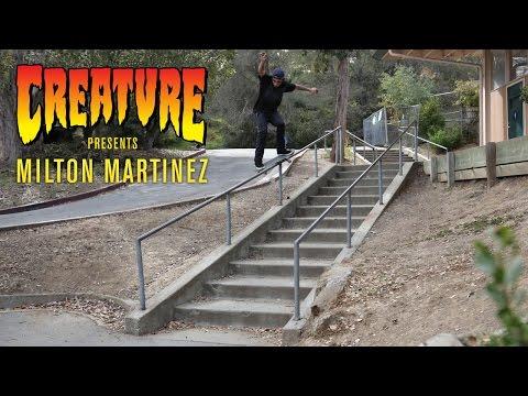 Milton Martinez's Creature Fiend Part