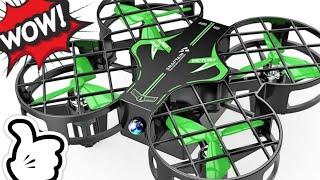 SNAPTAIN Mini Drohne H823H mit 3 Akkus für 21 Minuten Flugzeit  , perfekt für die Kids