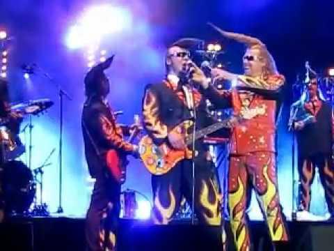 """Leningrad Cowboys """"You're My Heart, You're My Soul"""" live @ Cognac Blues Passions 2008"""