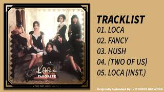 [Full Album] FAVORITE (페이버릿) – LOCA (3nd Mini Album)