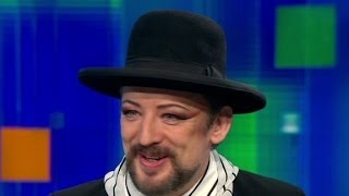 Boy George: 'Come out' if it makes you happy