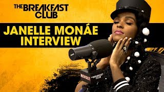 The Breakfast Club - Janelle Monáe Talks New Album, Working With Prince, Empowerment + More
