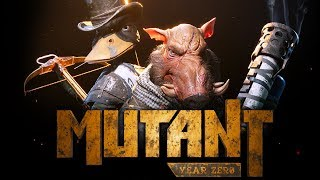 Mutant Year Zero: Road to Eden - Like XCOM, But You're A Duck