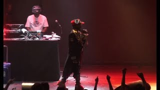 Lee Scratch Perry & Mad Professor @ RED