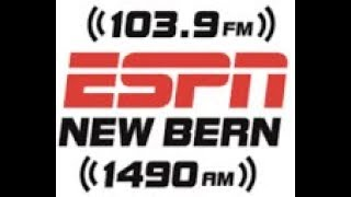 WWNB - AM 1490 -  NEW BERN  -  NORTH CAROLINA   (ESTADOS UNIDOS)
