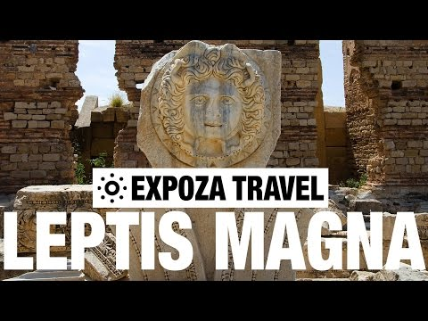 Leptis Magna Vacation Travel Video Guide