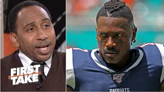The Cowboys have nothing to lose by signing Antonio Brown – Stephen A. | First Take