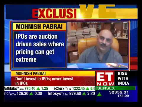 Personal opinion on primary market(IPO) by @mohnishpabrai