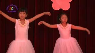 Hướng dẫn múa ballet cơ bản cho trẻ với tiết mục Little Angels