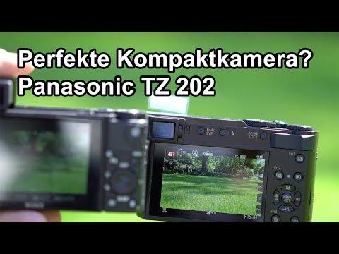 PANASONIC LUMIX TZ 202 - Die perfekte Kompaktkamera? (deutsch)