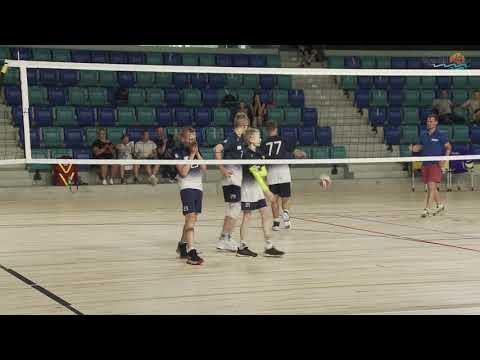 Mini siatkówka. Wielki finał mistrzostw województwa Kinder + Sport w Suwałki Arenie