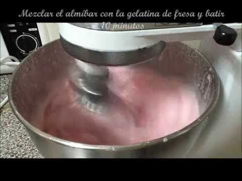 Receta de crema de nubes estilo Fluff/ Marshmallow Fluff Recipe
