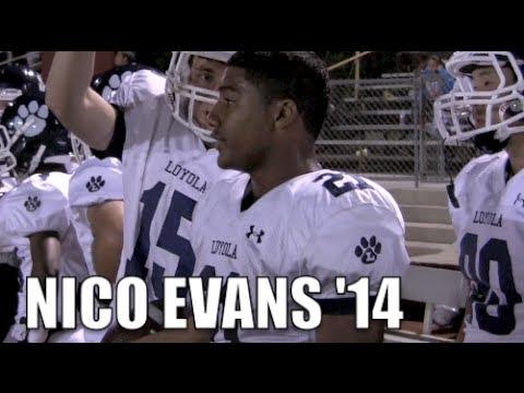 Nico-Evans