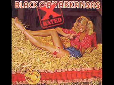 Black Oak Arkansas - Fightin' Cock