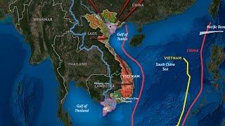 Vietnam - Geography