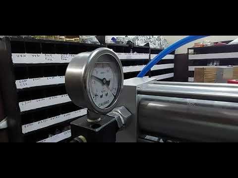 Argon Gas Booster