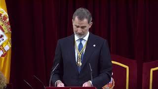 Palabras de S.M. el Rey en la apertura solemne de las Cortes Generales de la XIV Legislatura