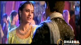 Shahrukh and Kajol - Magical Couple - Kabhi Khushi Kabhie Gham - Deleted Scene (Part II)