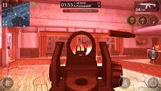Перестрелка оборотней в Modern Combat-5