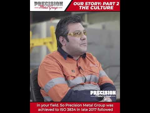Precision Metal Group Culture