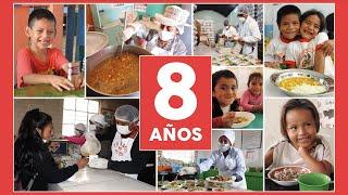 Qali Warma, ocho años: alimentos de calidad para un Perú que crece saludable