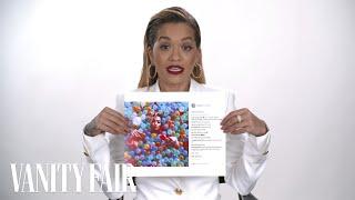 Rita Ora Explains Her Instagram Photos | Vanity Fair - Video Youtube