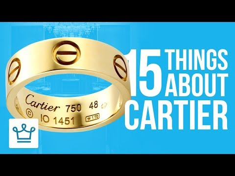 15 Things You Didn't Know About CARTIER