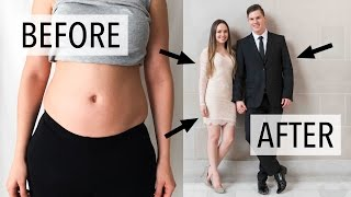WHAT I ATE IN A DAY - TO LOSE WEIGHT FOR MY WEDDING (DAY 9 DIET PLAN)