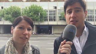 Mainz: Nach Dem Brand In Der Rheingoldhalle