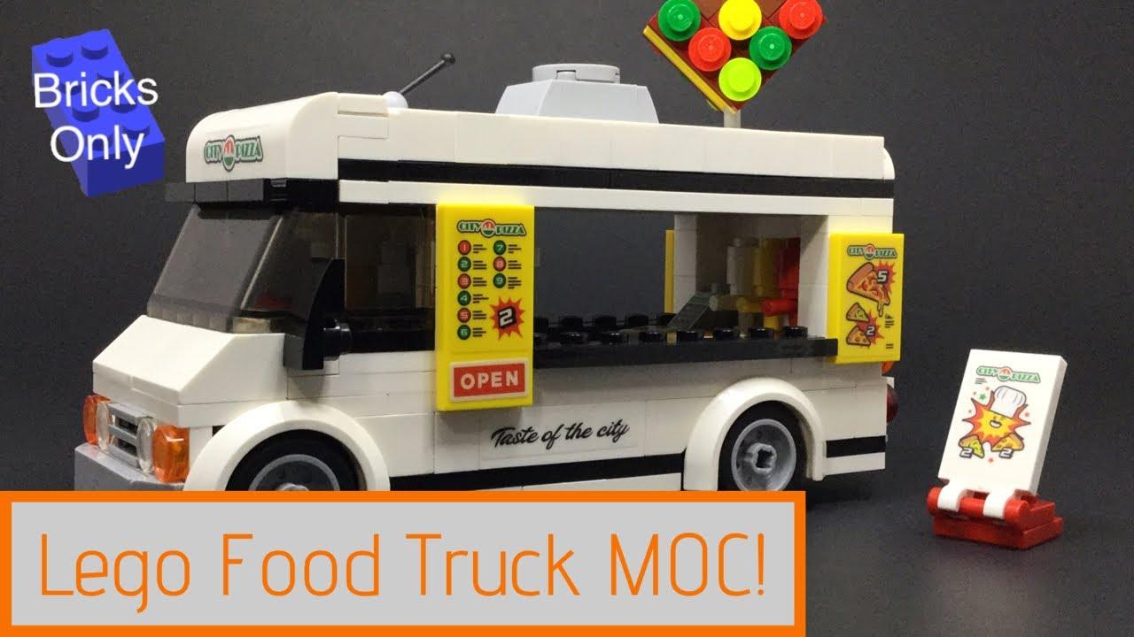 Lego Food Truck MOC!