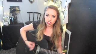 Make You Miss Me (Sam Hunt) // Sorry (Justin Bieber) Mash-Up Cover by Megan Golden