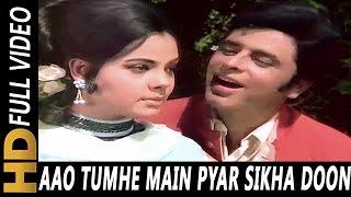 Aao Tumhe Main Pyar Sikha Doon | Mohammed Rafi, Lata
