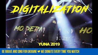 MOZGI   Digitalization   YUNA AWARDS 2019