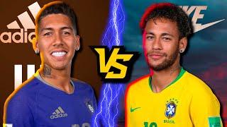 Seleção Brasileira NIKE X Seleção Brasileira ADIDAS - Qual é Mais Forte?