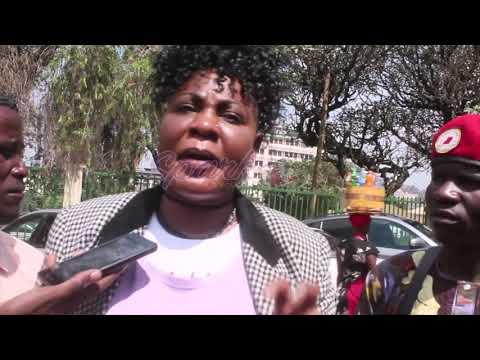 Full figure dumps Chameleone for Lukwago
