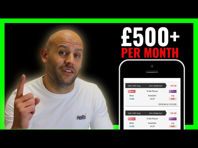 How to Make Money with Matched Betting? | Matched Betting Tutorial