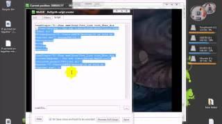 Tutorial] [Aegisub] - Hướng dẫn sửa lỗi Megui x264 has