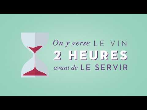 Jak podávat víno