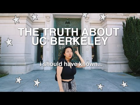 10 THINGS NO ONE TELLS YOU ABOUT UC BERKELEY