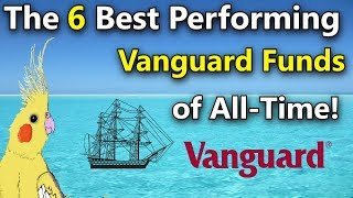 Which Vanguard Mutual Funds Should Invest in? |2017 Vanguard Mutual Funds with HIGH returns|