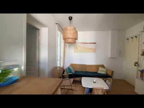 Appartement Paris 3 pièce(s) 32.5 m2