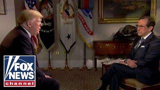 Inside Trump's new Fox interview