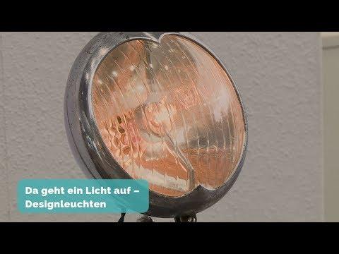 BAUEN & WOHNEN: Upcycling Designerlampen - Die LOFT in Karlsruhe