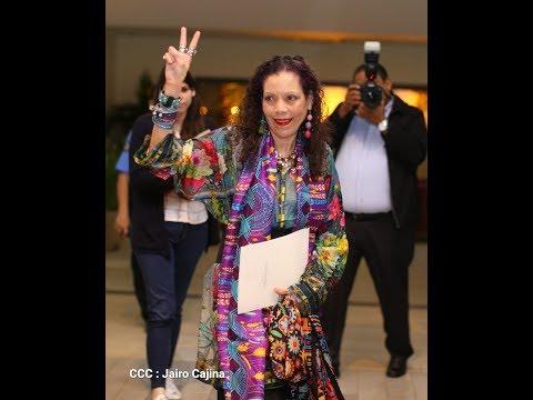 """Vicepresidenta Rosario Murillo: """"Somos libres y jamás volveremos a ser esclavos"""""""