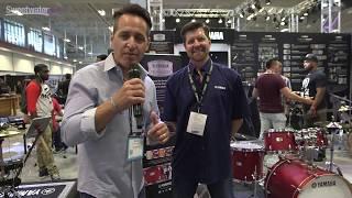 Yamaha Tour Custom Drum Kit At Summer NAMM 2017