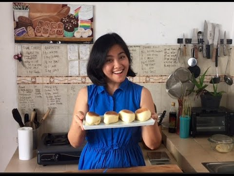 Video RESEP ROTI TANPA OVEN TANPA MIXER #34