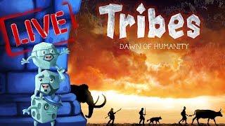 Live Play-thru of Tribes: Dawn of Humanity (KOSMOS)